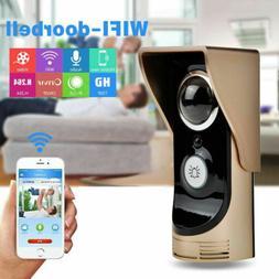 """Smart 3"""" LCD Digital Doorbell Peephole Viewer 145° Viewing"""