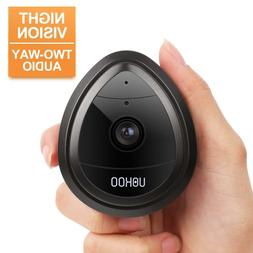 UOKOO Wireless Security Camera, 720p HD Home WiFi Wireless S