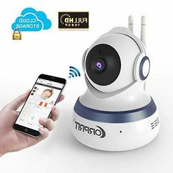 Wireless Security Camera, Corprit HD 1080P Baby Monitor Home