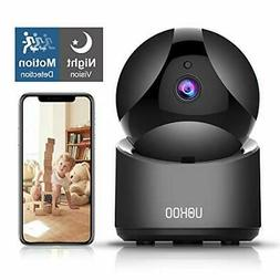 Wireless Security Camera, UOKOO HD Home Security Surveillanc