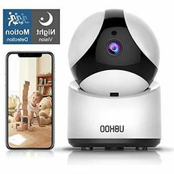 Wireless Security Camera, UOKOO HD Home Surveillance WiFi Wi