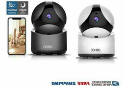 UOKOO Wireless Security Camera HD Home Surveillance WiFi Wit