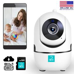 1080P Wireless Indoor WiFi Smart Home Security Camera Nanny