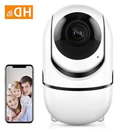 Wireless Security WiFi Camera,ANBAHOME IP Camera for Home Se