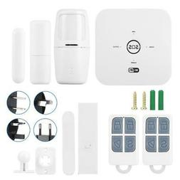 Wireless WiFi GSM Home Security Anti-theft Alarm System For