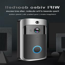 Wireless WiFi Home Video Doorbell Smart Phone Ring Intercom