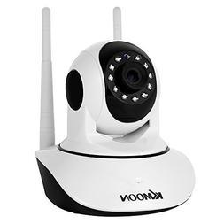 KKmoon 1080P Wireless WIFI Pan Tilt HD IP Camera 2.0MP 1/2.7