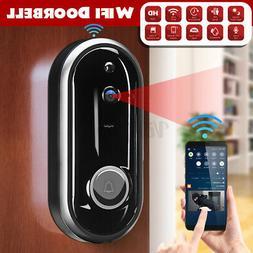 Wireless WiFi Video Doorbell Camera 2-Way Talk Smart Securit