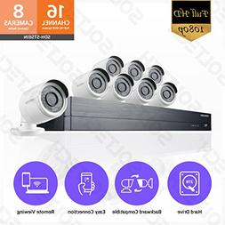 Samsung Wisenet SDH-ST581 16 Channel 1080p Full HD DVR Video