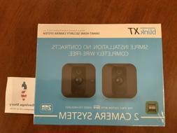 Blink XT 2 Camera Smart Indoor/Outdoor Home Security System