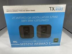 Blink XT Home Security Camera System - 2 Camera Kit - 1st Ge