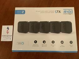 Blink XT2 5-Camera Indoor Outdoor 1080p Smart Home Security