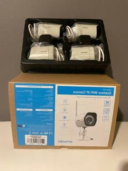 Zmodo ZMW00024 720p HD Outdoor Wireless Bullet IP Camera, 4